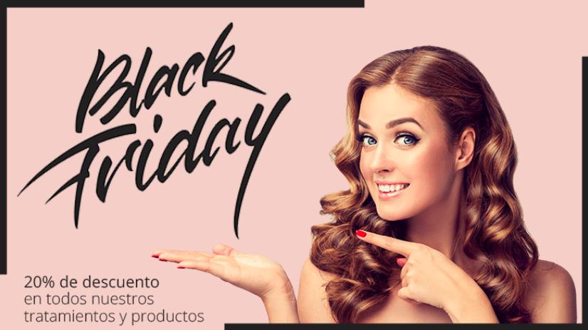 Descuento en promociones Black Friday